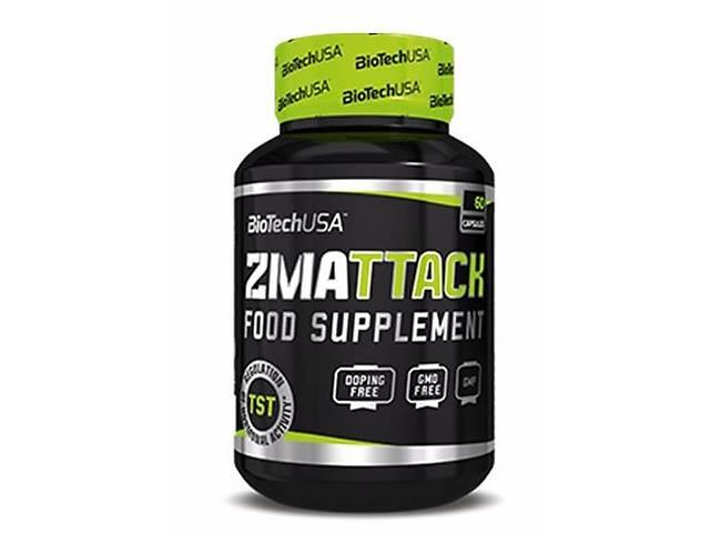 продам Витамины и минералы BioTech USA ZM Attack 60 капс (101304) бу в Полтаве