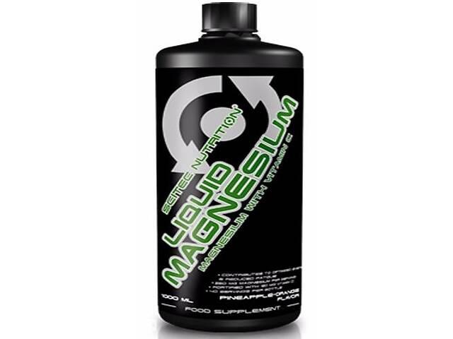 купить бу Витамины и минералы Scitec Nutrition Liquid Magnesium, 1 л (104223) в Полтаве