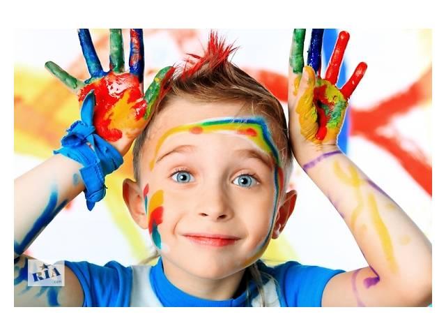 бу Живопись, уроки рисования для детей от 3-х лет! в Днепре (Днепропетровск)