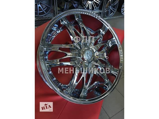 бу Zinik Z26 Новые оригинальные диски R20 6x139.7, для Toyota Prado, FJ Cruiser, Infiniti Qx80, Lexus,  в Харькове
