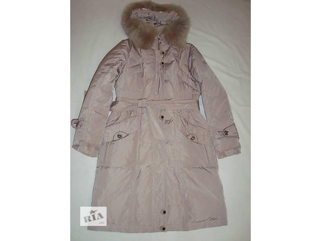 купить бу Зимнее пуховое пальто Obralite classic fashion размер 58 (XXL) в Новограде-Волынском