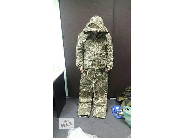 продам Зимняя форма ВСУ на синтапоне бу в Киеве