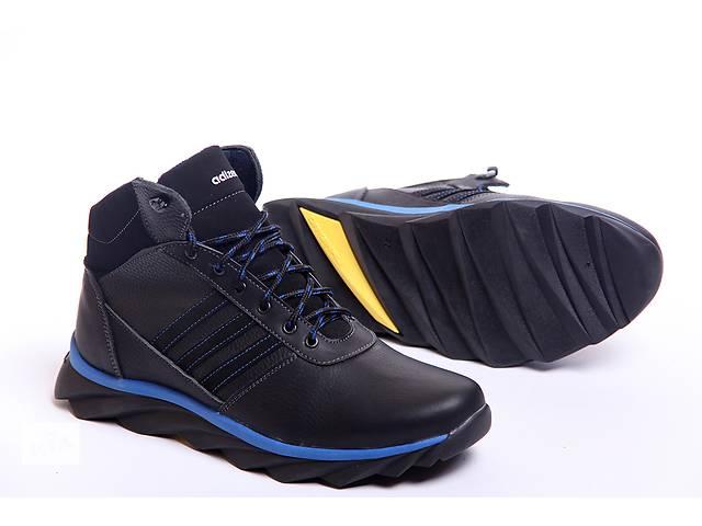 Зимние кожаные кроссовки / ботинки Adizero XT- объявление о продаже  в Вознесенске