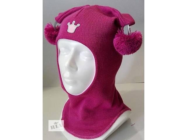 продам Зимние шапки - шлемы для девочек и мальчиков ТМ Би Изи(Be easy) бу в Лисичанске