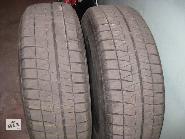 Зимние шины Bridgestone R14- объявление о продаже  в Киеве