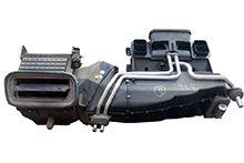 Печка (радиатор, мотор, корпус)