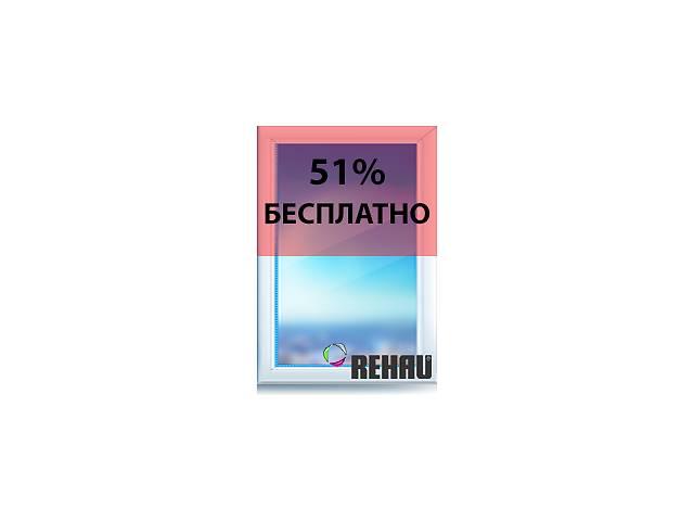 купить бу Окна Rehau со скидкой 51% в Гомеле
