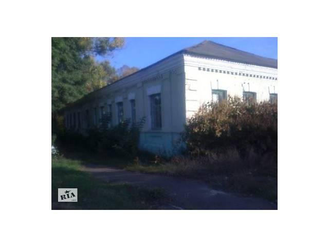 бу Аренда (продажа) одноэтажного здания недалеко от Гомеля под производство или склады в Гомеле