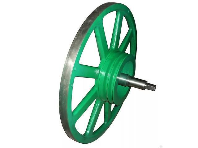 Проточка и балансировка пилорамных колёс пильных шкивов- объявление о продаже