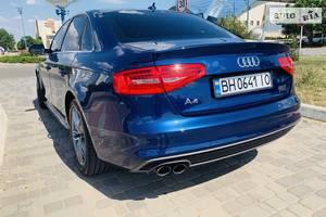 Audi A4 Premium Plus S-line  2014