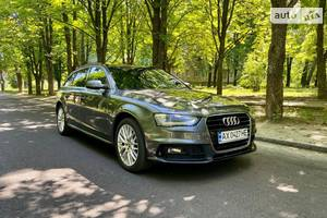 Audi A4 S-line Sport Edition 2015