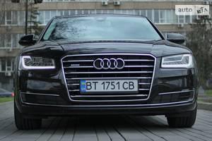 Audi A8 LONG QUATTRO 2017