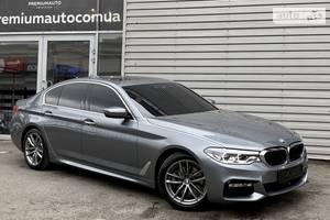 BMW 520 d 2017
