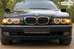BMW 523 Oxfordgruen 1996