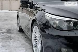 BMW 525 Restalling E60 2007