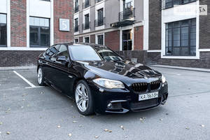 BMW 535 M Perfomance  2012