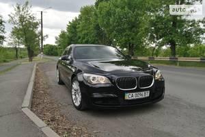 BMW 740 D XDrive ///M-paket 2010