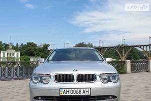 BMW 745 e65 2002