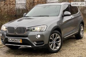 BMW X3 XLine 2015