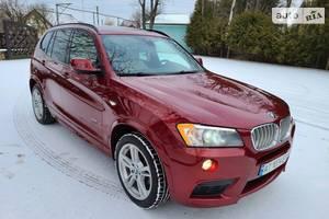 BMW X3 3.0 XDrive M paket 2013