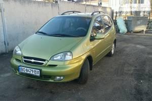 Chevrolet Tacuma CDX(в родной краске) 2004