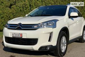 Citroen C4 Aircross 1.6HDi 4WD EXCLUSIVE 2014