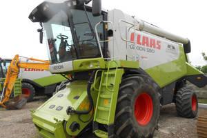 Claas Lexion 580  2003