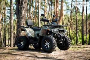 Comman ATV 200 Shark 2020