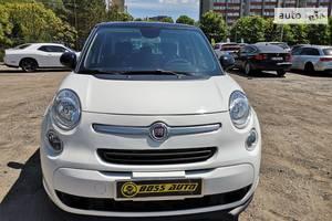 Fiat 500 L  2013