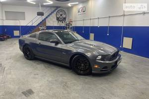 Ford Mustang GT Twin turbo 2014