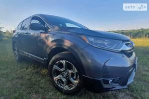 Honda CR-V EX L 2018