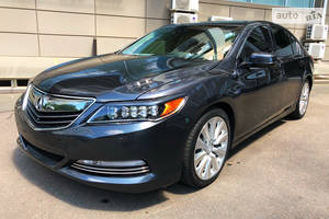 Honda Legend  2016