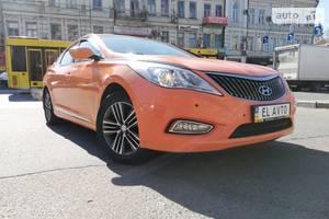Hyundai Grandeur LPI 2013