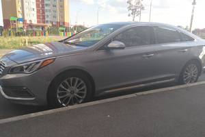 Hyundai Sonata Sport Limited 2015
