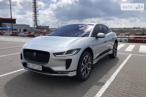 Jaguar I-Pace HSE EV400 Official 2020