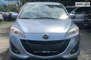 Mazda 5 2.5 2013