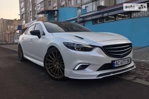 Mazda 6  Premium Official 2013