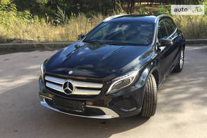Mercedes-Benz GLA-Class 250 4MATIC 2016