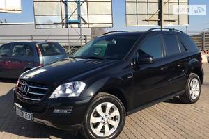 Mercedes-Benz ML 320 4 MATIC 2011