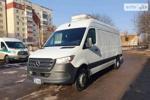 Mercedes-Benz Sprinter 519 груз. Maxi new 2018