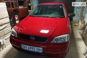 Opel Astra G Classic 2007