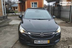 Opel Astra K  2017