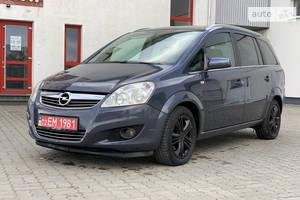 Opel Zafira 7 mest 2008