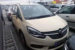 Opel Zafira TOURER FULL OPTION 2018