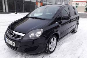 Opel Zafira Ne Farbovana 2010