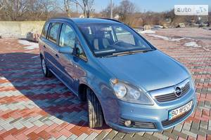 Opel Zafira  2007
