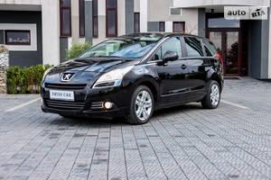 Peugeot 5008 7 sitze Panorama 2011