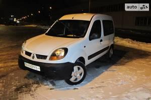 Renault Kangoo пасс. А/С 2005