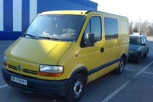 Renault Master пасс.  1999