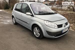 Renault Scenic Avtomat 2004